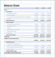 create a balance sheet reporting devexpress documentation