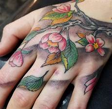 250 japanese cherry blossom tattoo designs with meanings