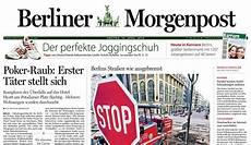 bild zeitung berlin berliner morgenpost intensiviert lokale berichterstattung