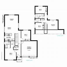 sloping block house plans split level traverse for a sloping block wincrest