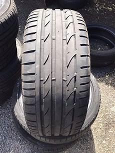 1 X Bridgestone Potenza S001 225 45 17 91y Tyre 225 45r17