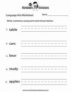 fun language arts worksheet free printable educational worksheet teacher worksheets