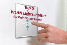Wlan Lichtschalter Unterputz - smart home wlan lichtschalter f 252 r home in 2018