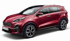 Kia Sportage 2018 Comes With A New Diesel Hybrid Engine