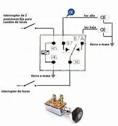 solucionado como conectar relay electricidad automotriz yoreparo