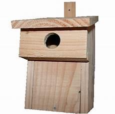 nichoir en bois pour oiseaux achat vente nichoirs pour