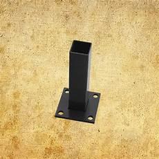 platine de fixation de poteau fu4404 accessoire accessoires