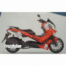 Variasi Lu Nmax by Cutting Sticker Nmax Stiker Variasi Bodi