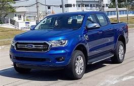 2018 Ford Ranger Spotted To Debut 20TD With 10 Spd Auto
