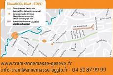 Tram Transfrontalier 224 Annemasse Suivez Les Travaux Gte