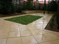 Paving Ideas For Gardens Garden Stepping Ideas