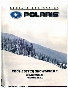 1990 1995 Sks Rxl Xlt Gt 400 500 650 Clymer Polaris