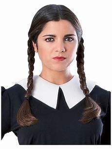 deguisement serie tv mercredi perruque perruque s 233 rie tv perruque