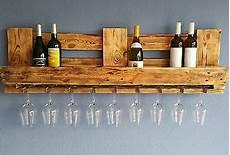 Weinregal Palettenm 214 Bel Vintage Wandregal Holz Bar