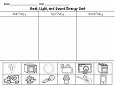 updated heat light and sound energy sort english by a z simplicity