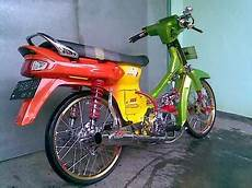 Motor Legenda Modif by 5 Tilan Wah Modifikasi Motor Legenda Variasi Motor