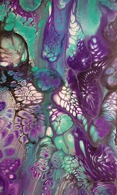 acrylic pouring fluid acrylic painting art acrylic art