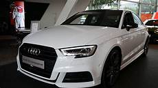 2017 New Audi A3 S3 Limousine Exterior And Interior