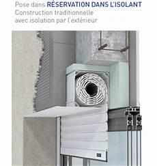 isolation coffre volet roulant evolution 4 pour isolation thermique par l ext 233 rieur 171 profalux pro profalux pro architectural