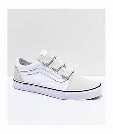 vans skool v true white skate shoes zumiez