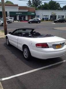auto body repair training 2005 chrysler sebring seat position control buy used 2005 chrysler sebring convertible touring in newark new jersey united states for us