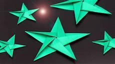 sterne basteln zu weihnachten sch 246 ne origami sterne