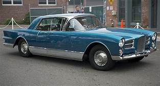 Facel Vega Excellence  Wikipedia Classic Cars Bmw