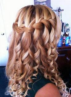 15 best collection of curly braided hairstyles