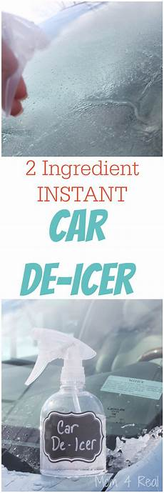 photo de cing car 2 ingredient car de icer spray removes in seconds 4 real