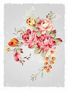 Fabric Painting Flower Patterns Bunch Search