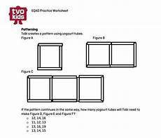 growing patterns worksheets for 3rd grade 573 eqao grade 3 printable growing patterns math tvokids eqao math patterns 3rd grade