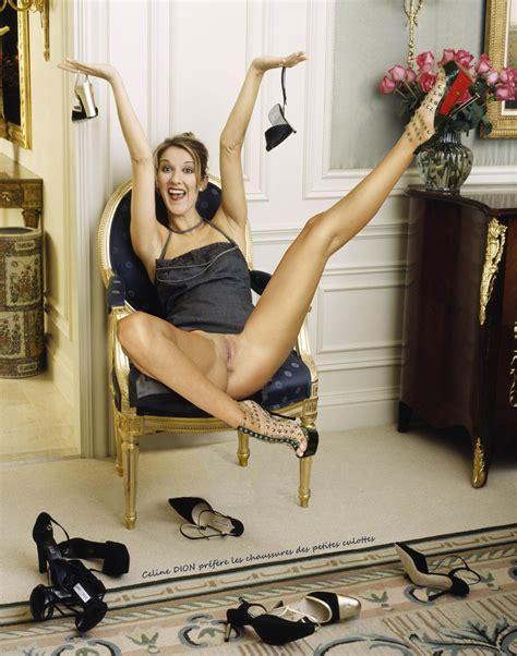 Celine Dion Nude