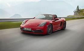 2018 Porsche 718 Boxster / Cayman GTS Photos And Info