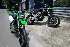 Modifikasi Sepeda Motor by Untung Rugi Modifikasi Sepeda Motor Jadi Supermoto