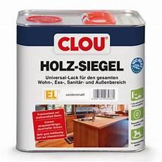 Clou El Holz Siegel Seidenmatt 2 5l Kaufen