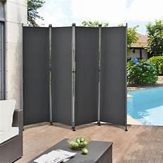 paravent für terrasse pro tec 174 outdoor trennwand 170x215cm paravent sichtschutz