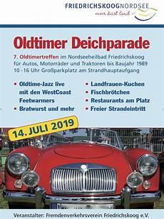 Oldtimer Deichparade Treffen F 252 R A M T Oldtimer