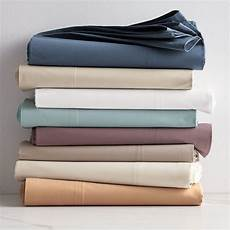 organic 300 thread count percale sheets bedding the company store