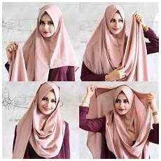 Tutorial Pashmina Simple Masa Kini
