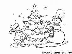 Schneemann Kinder Ausmalbild Malvorlage Advent Mit Weihnachtbaum Kinder Und Schneemann