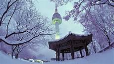 Winter Wallpaper Korea