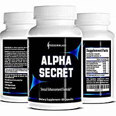 alpha secret 1 strongest male enhancement supplement