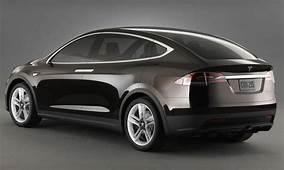 Tesla Unveils The Model X  Worlds Longest Range
