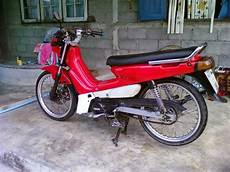 Motor Alfa Modif by Dunia Modifikasi Modifikasi Motor 2 Tak Yamaha Alfa Keren