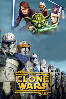 wars the clone wars tv series 2008 posters