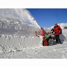 fraise 224 neige accessoire pour porte outils thermique