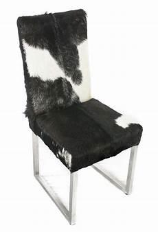 Stuhl Mit Echtem Fell