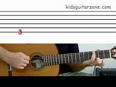 Guitar Lesson 1d Beginner How To Read Guitar
