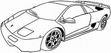 Ausmalbilder Rennauto Kostenlos Car Coloring Pages At Getcolorings Free Printable