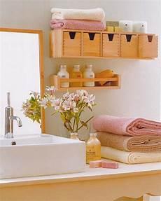 33 Clever Stylish Bathroom Storage Ideas
